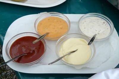 Salsas, Cremas y Mermeladas